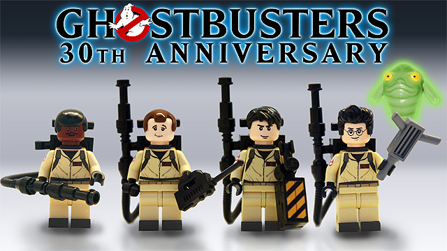 The Original 1984 Ghostbusters Film Has Been Remastered For 30th