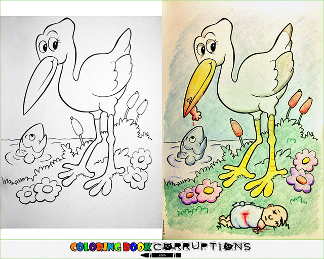 Color Me Book A Custom Coloring Book Made From Your Favorite