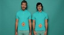 Rhett and Link Belly Button