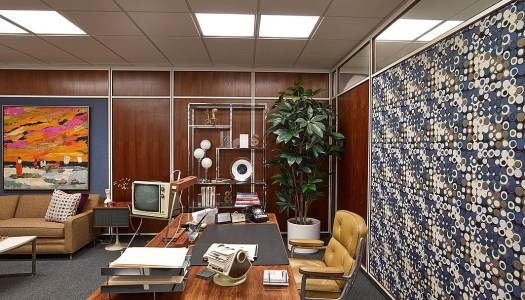 creator matthew weiner discusses the award winning sets of mad art roger sterling office