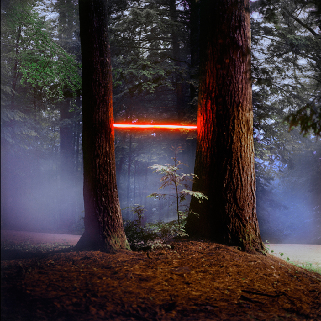 Electric Wallpaper 3d Stunning Light Painted Landscape Photos By Barry Underwood