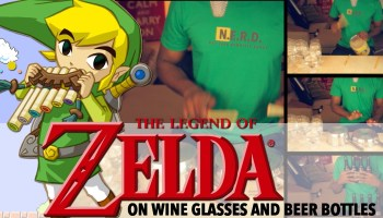 ADHD Adds Amusing Lyrics to 'The Legend of Zelda' Video Game