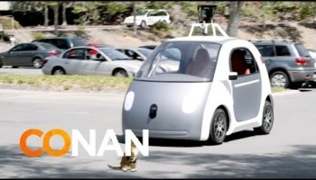 Google Reveals the First Real Build of Their Self-Driving Car Prototype
