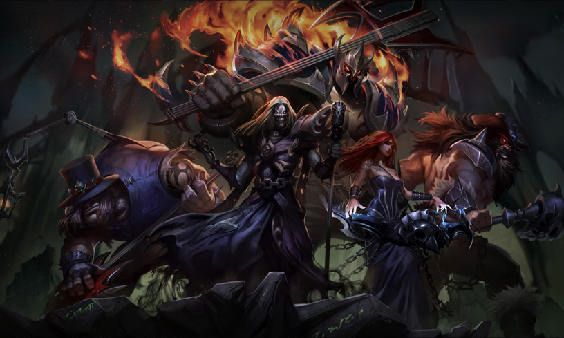 Legends Of The Fall Wallpaper Smite And Ignite A Metal Album By Fictional Band