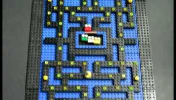 Original 'Donkey Kong' Video Game Recreated in Stop Motion