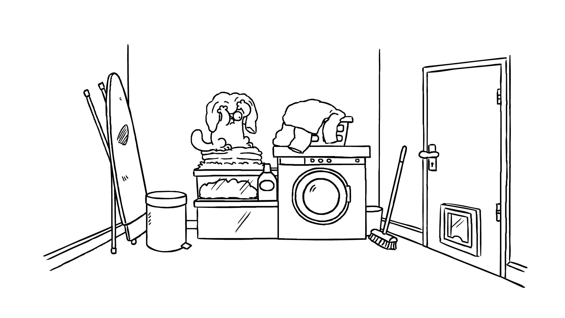 Simon's Cat Learns About the Comforts and Pitfalls of the