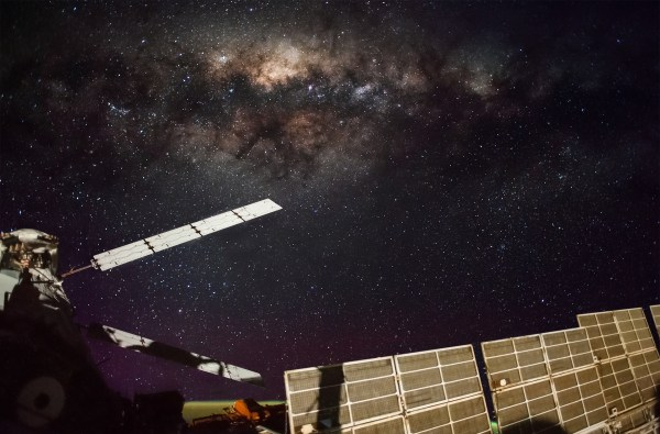 Beautiful Time-lapse Video Of Milky Galaxy International Space Station