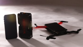 Proto X, A Tiny Remote Control Quadcopter That Can Sit in the Palm