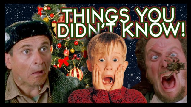 behind the scenes facts about the christmas comedy film home alone that - Home Alone Christmas Movie