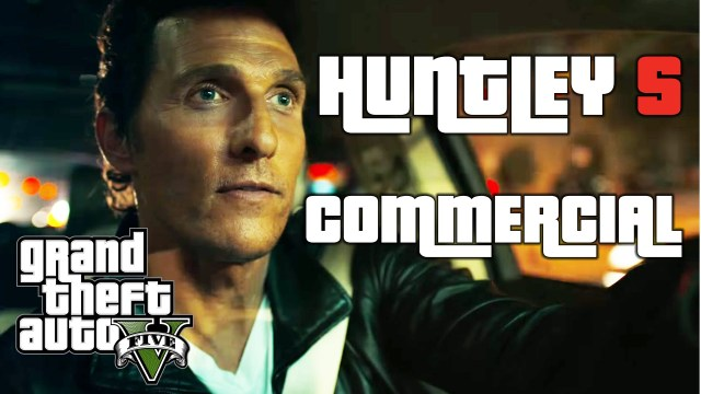 Matthew Mcconaughey S Lincoln Suv Commercial Recreated By A Little