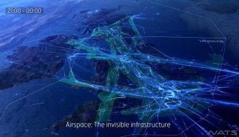 Flightradar24, A Service That Tracks Air Traffic on a Live Map