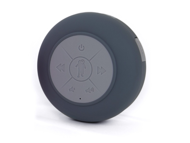 the splash tunes pro a waterproof bluetooth shower speaker