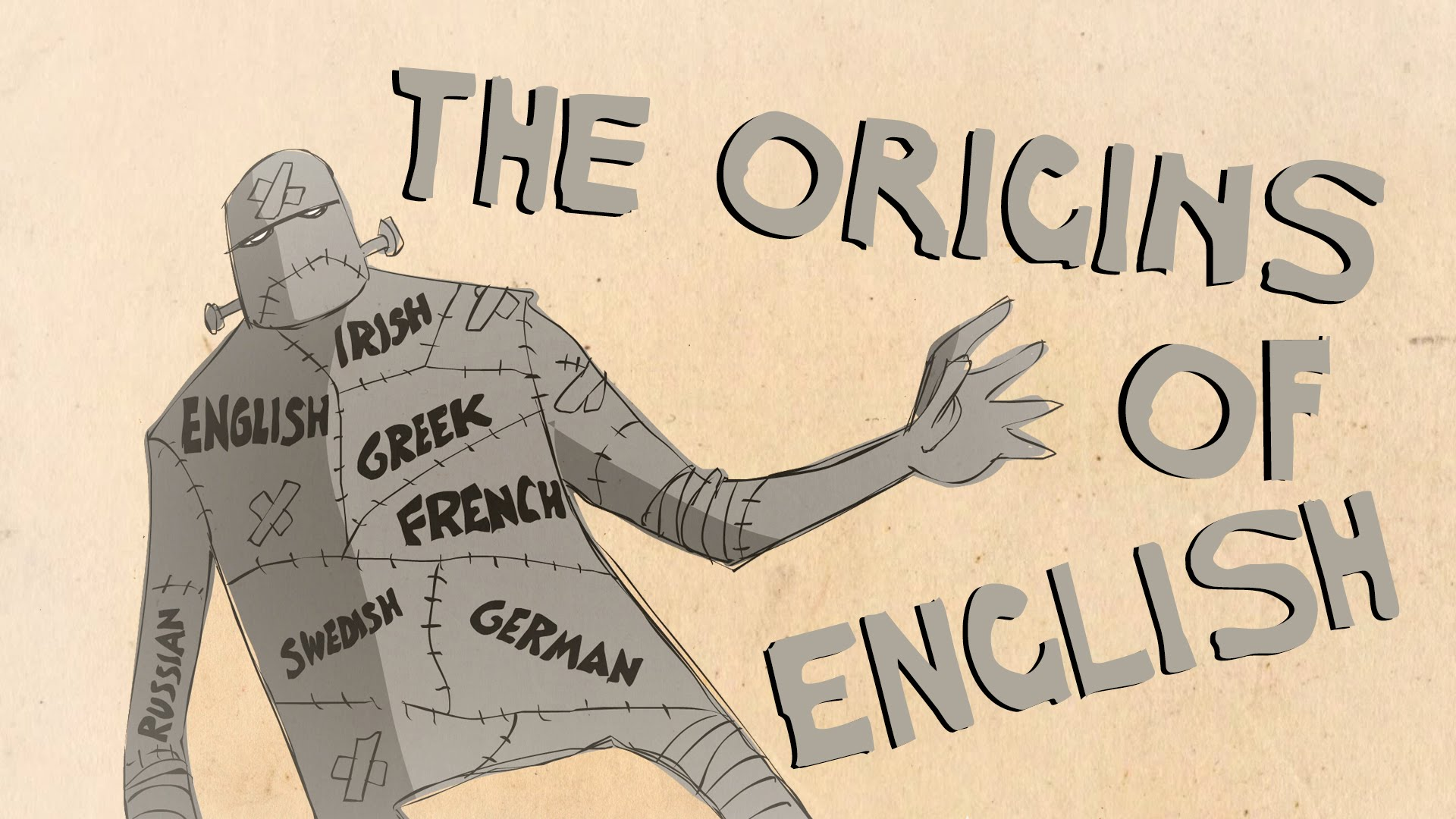 An Animated History Explaining How The English Language