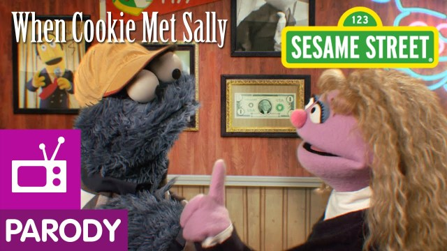 Sesame Fighter, When Sesame Street Meets Street Fighter