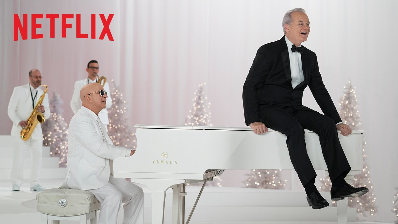 Netflix Highlights the Music of 'A Very Murray Christmas' in a New ...