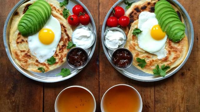 What A Typical Breakfast Looks Like In Different Countries Around - Breakfast around world