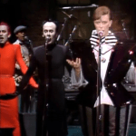 David Bowie Performs a Theatrical Version of 'The Man Who Sold the World' on Saturday Night Live in 1979