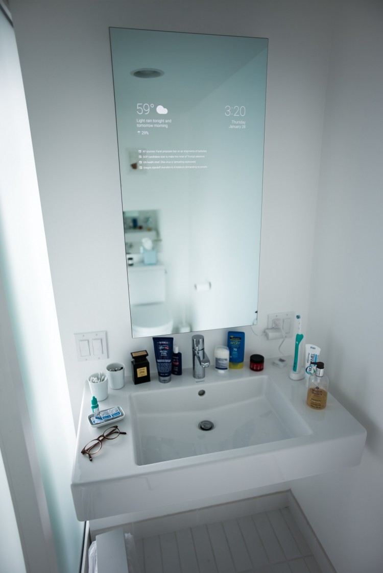 To create your covid card, we use the information that you provide to us through your chosen healthcare authority or authorized third party. An Android-Powered Smart Bathroom Mirror That Gives