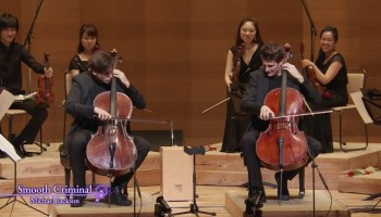 2CELLOS Perform a Beautiful Game of Thrones Medley With London