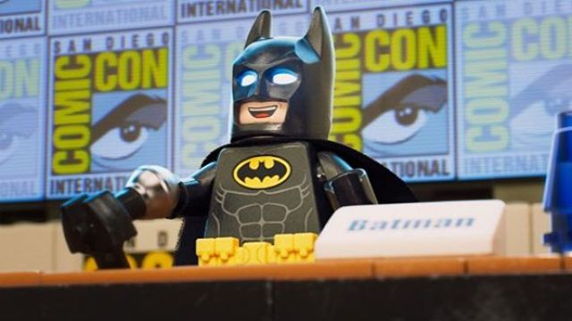 The LEGO Batman Movie Comic Con 2016 Trailer