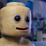 A Creepy Lifelike LEGO MiniFig Walks the Floor of San Diego Comic-Con
