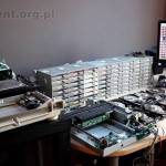 An Eerie Version of 'The Final Countdown' Played on 64 Floppy Drives, 8 Hard Drives, and 2 Scanners