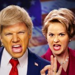 Hillary Clinton and Donald Trump Debate With Sick Rhymes in Epic Rap Battles of History