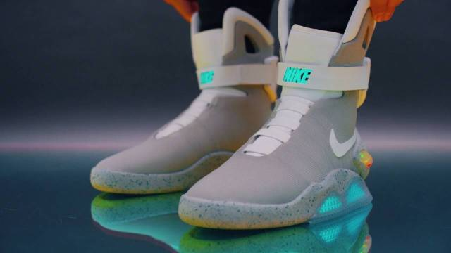 Nike Is Releasing Limited Edition Nike Mag Self-Lacing  Back to the Future  79d6eeedabc3