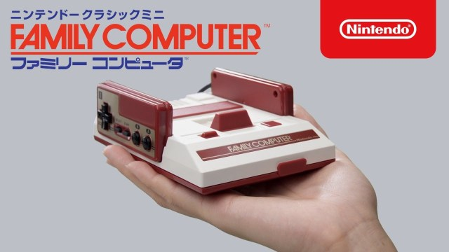 Mini 3D Printed Models of Classic Video Game Consoles, Computers