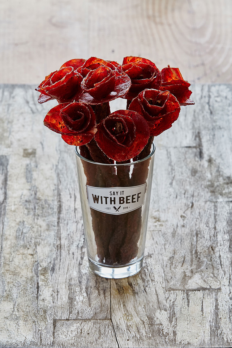 Beef Jerky Bouquets Are The Perfect Gift For The Meat