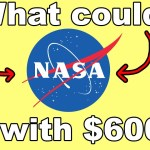 What NASA Could Accomplish With the United States Military Budget