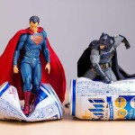 Japanese Toy Photographer Captures Marvel and DC Superhero Action Figures Smashing Beer Cans