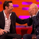 Hugh Jackman Cracks up Over Sir Patrick Stewart's Circumcision Story on The Graham Norton Show