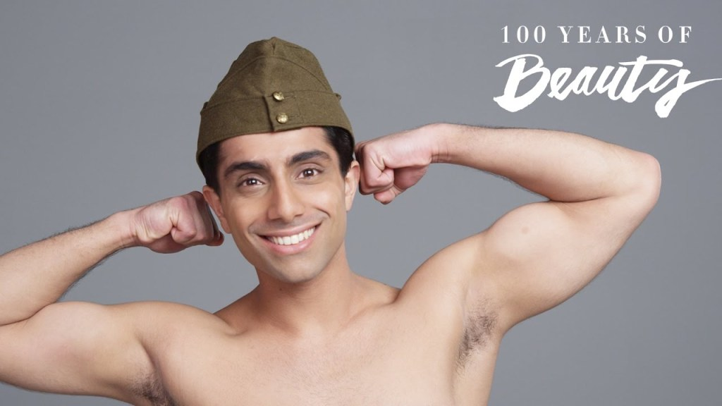 100 Years Of Male Beauty In India Shown Decade By Decade