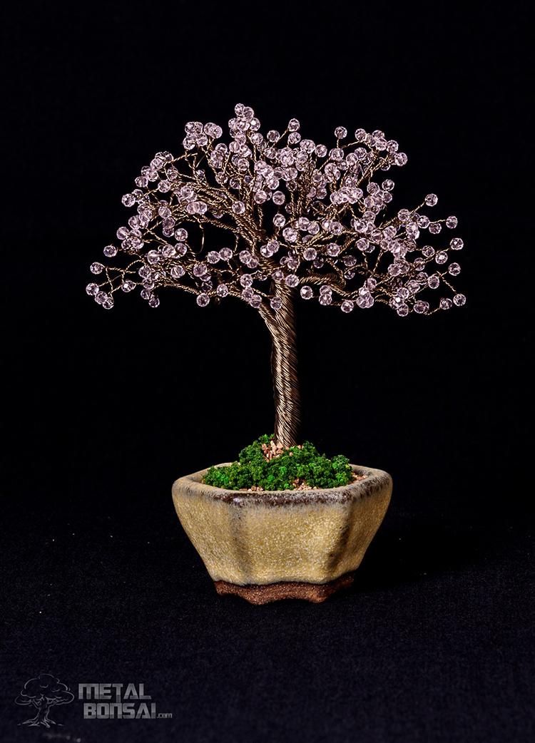 Metal Bonsai Tree : metal, bonsai, Beautiful, Metal, Bonsai, Sculptures