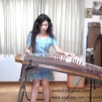 A Haunting Cover of the David Bowie Song 'The Man Who Sold the World' Played on a Korean Gayageum