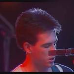 Classic Footage of The Cure Playing Their First Television Performance in December 1979