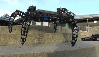 A 3D Printed Foldable Hexapod Robot Keeps in Tip Top Shape