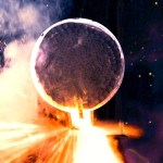 Mesmerizing See-Through Look at a Giant Firework Shell Igniting and Exploding in Ultra Slow Motion