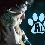 The Original Alien Film Reimagined as a Comedy With a Troublesome Kitten