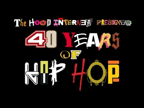 A Four Minute Tribute to 40 Years of Hip Hop Featuring 150