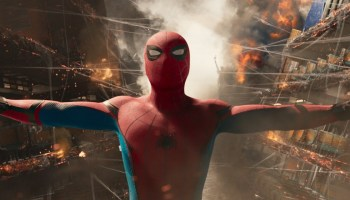 Peter Parker Accidentally Reveals His Superhero Identity in a Clip