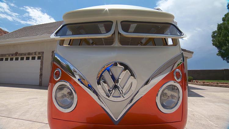 Surf Seeker Custom VW Bus