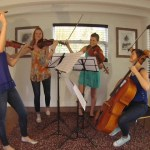 All Female String Quartet Rocks Out Brilliant Covers of Classic Rock and Heavy Metal Songs