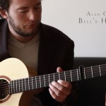 Guitarist Alan Gogoll Demonstrates His Gorgeous Bell's Harmonics Fretboard Technique