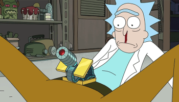 The Exciting Opening Scene of Rick and Morty's Long-Awaited