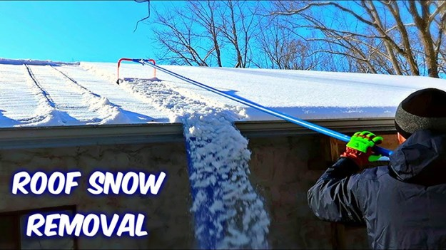 a-gadget-for-easily-removing-snow-from-a-rooftop A Gadget For Easily Removing Snow From a Rooftop Random