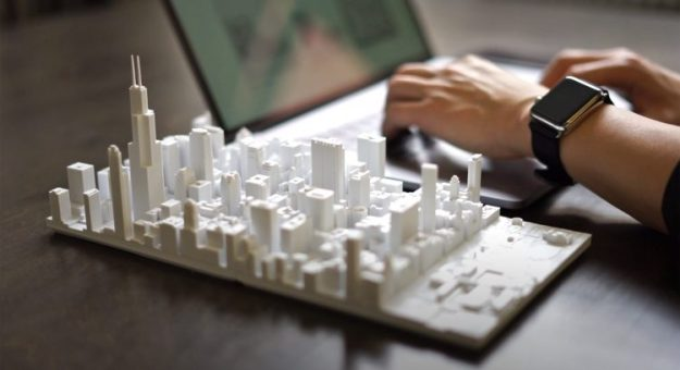 chicago-microscape-e1516733181484 A Miniature Downtown Chicago Cityscape Puzzle With 3-D Tiles Published The usage of Actual Time Aerial Information Random