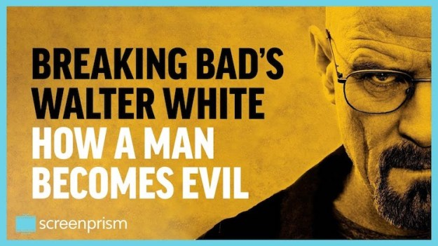 how-a-man-becomes-evil-breaking-bad The Evolution of Walter White From Excellent Man Punchline to Tough Door Knocking Heisenberg Random