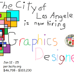 The City of Los Angeles Searches for a Graphic Designer With a Hilarious Help Wanted Ad